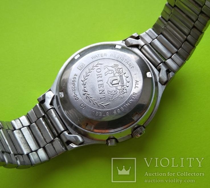 Часы. Orient / Ориент - на ходу, фото №9