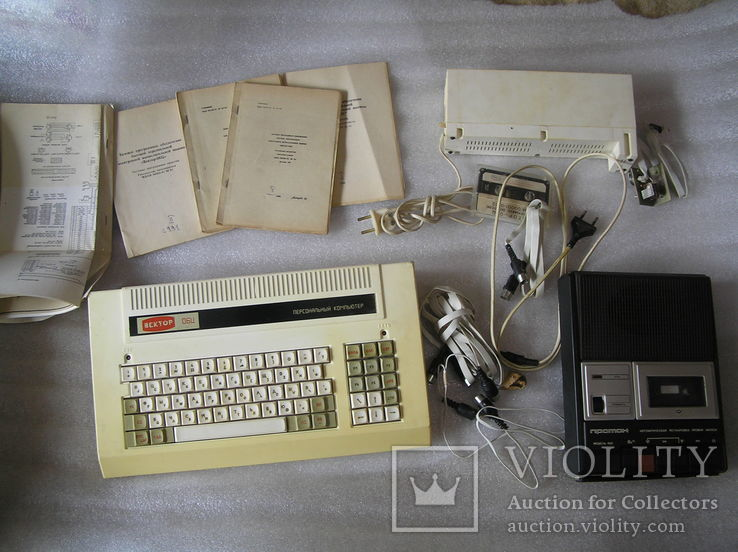Персональный компьютер Вектор-06Ц ссср