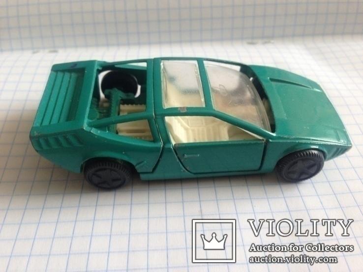 Модель Alfa-Romeo Iguana A45 1:43