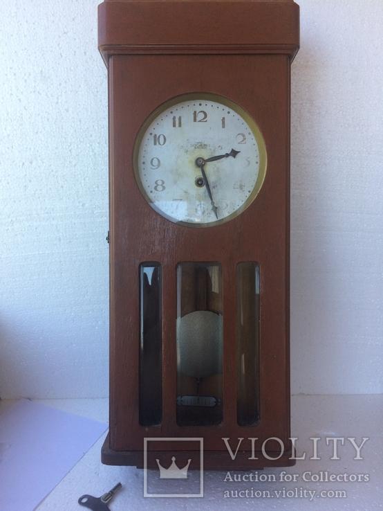 Настенные часы НКМ 2 ГОС.ЧАС.ЗАВОД МОСКВА