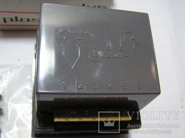 Philips Plastomatic 9404 435 00251 Термостат с терморегулятором 50 - 450 ° C, фото №6