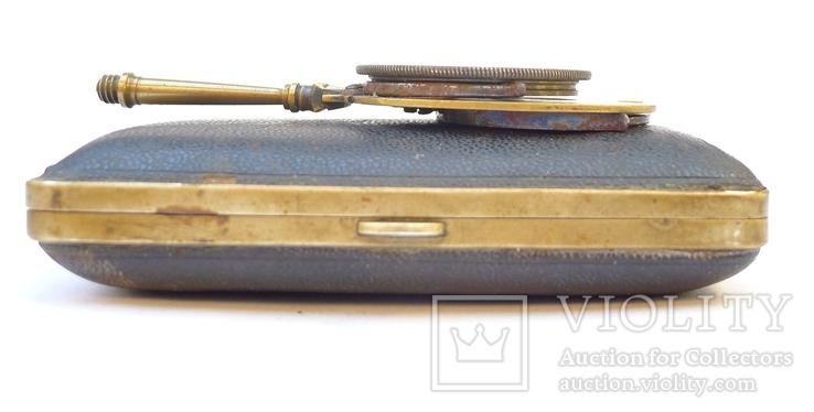 Старинное приспособление для фотодела в футляре. F. Fritsch, photo number 11