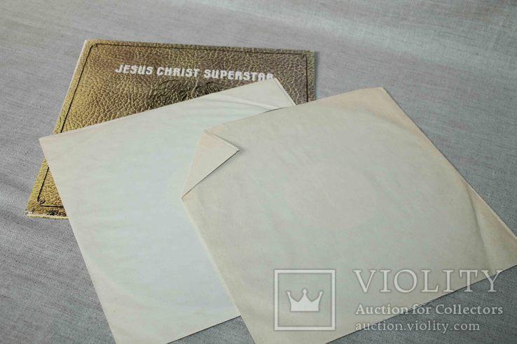 Пластинка. Иисус Христос Суперзвезда / Jesus Christ Superstar, фото №7
