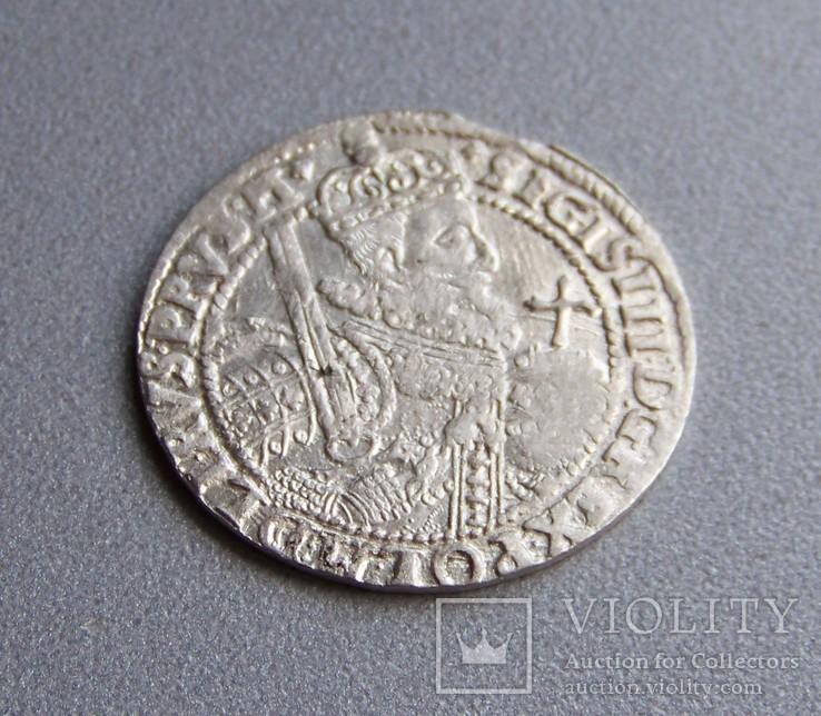 Орт Сигізмунд III 1622р.