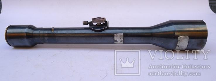 Немецкий оптический прицел под реставрацию или на запчасти., photo number 3