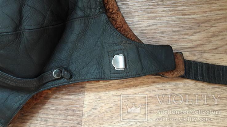 Шлем прыжковый , зимний, фото №4