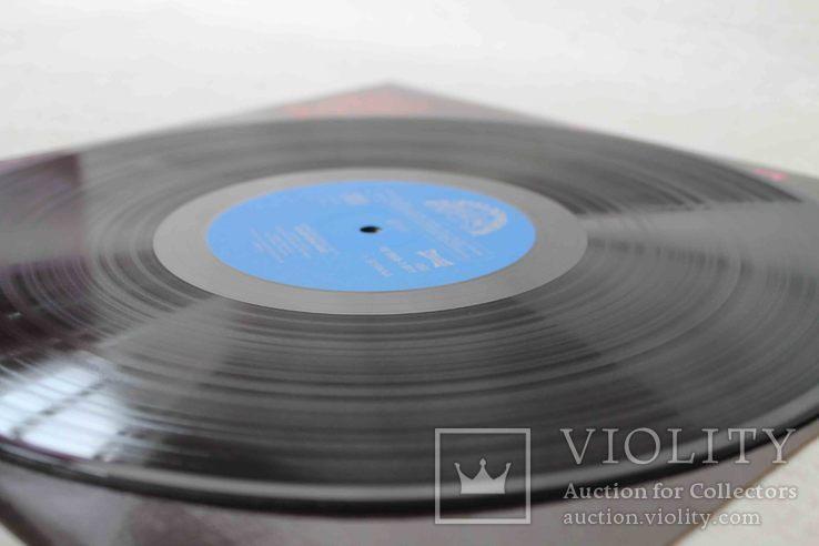 Пластинка. Schoenberg- Verklarte/ Mahler- Adagoi, фото №7