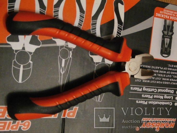 Бокорезы HORUSDY Profesional Tools Sdy-97623 150mm Качество, фото №4