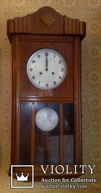Настенные часы Kienzle original Германия 1903 г.
