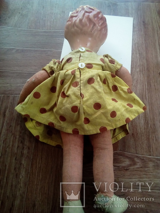 Кукла до военного времени., фото №4