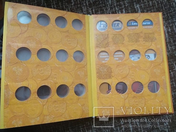 Альбом для монет 2 злотых. 1995-2003, фото №5