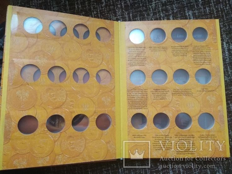 Альбом для монет 2 злотых. 1995-2003, фото №8