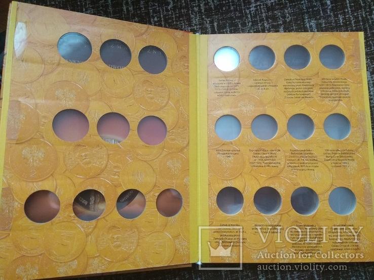 Альбом для монет 2 злотых. 1995-2003, фото №9