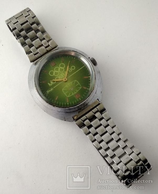Часы наручные ЗИМ. Олимпиада 80.