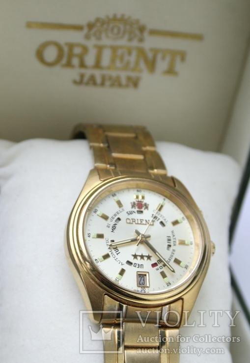 Orient в коробке