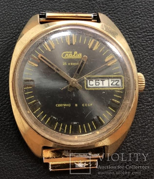 Наручные часы Слава AU 10 (противоударные)