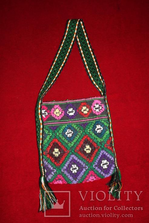 № 22 Буковинська сумка тайстра, фото №2