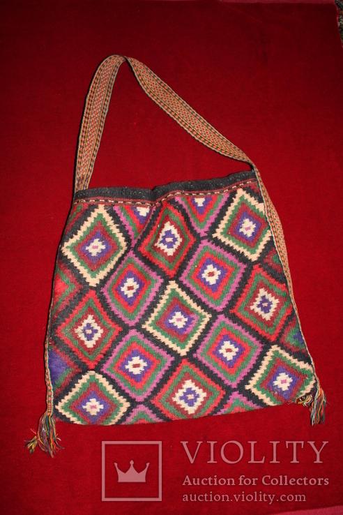 № 23 Буковинська сумка тайстра, фото №2