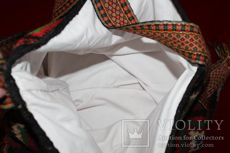 № 23 Буковинська сумка тайстра, фото №4