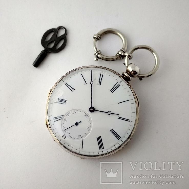Часы карманные A. Eppner & Co. Калибр 26.1хх