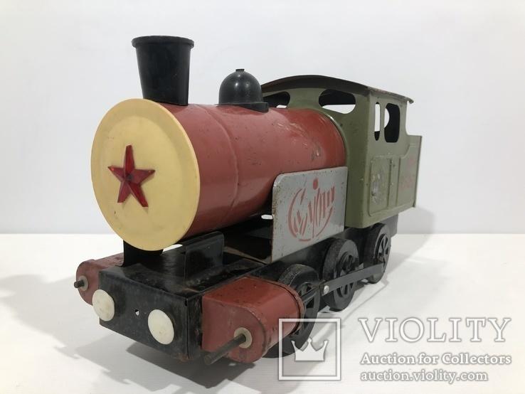 Металлический поезд СССР, фото №3