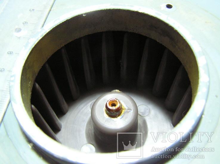 Двигатель с улиткой. 380 вольт.Болгария. 50 вт., фото №5