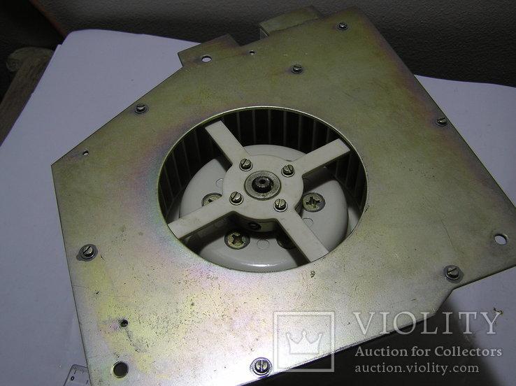 Двигатель с улиткой 2. Питание 220 вольт., фото №4