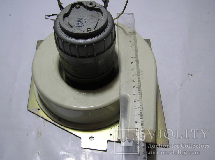 Двигатель с улиткой 2. Питание 220 вольт., фото №6