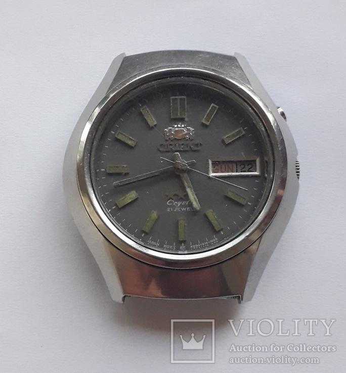 "Часы ""Orient"" (Автоподзавод).Japan."