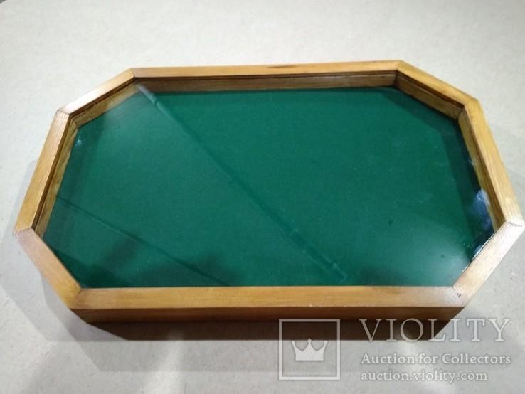 Восьмиугольная рамка для винтовых наград, фото №2