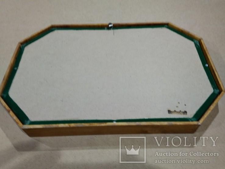 Восьмиугольная рамка для винтовых наград, фото №4