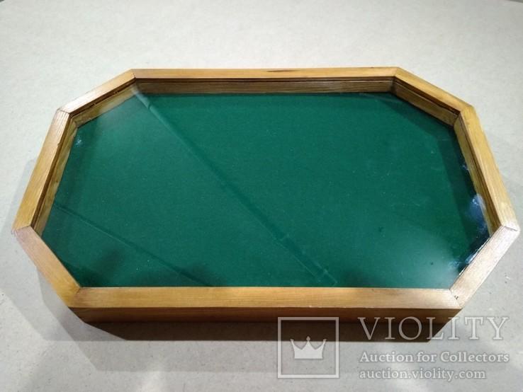 Восьмиугольная рамка для винтовых наград, фото №6