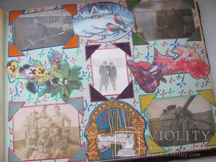 Дембельский альбом Забайкалье Бронетанковые войска, фото №10