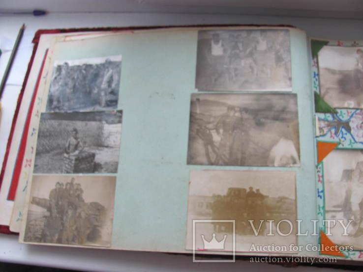 Дембельский альбом Забайкалье Бронетанковые войска, фото №11