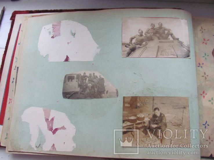 Дембельский альбом Забайкалье Бронетанковые войска, фото №13