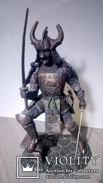 Воин самурай 25 см