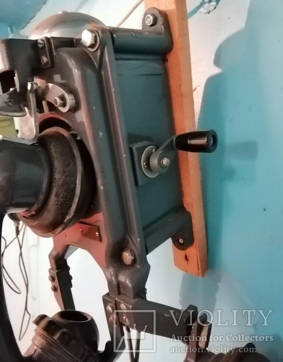 Телефон корабельный антикварный - ретро СССР 1960х, фото №4