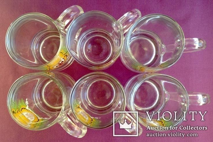 Бокалы для пива La bone biere. 0.5 L новые, фото №4
