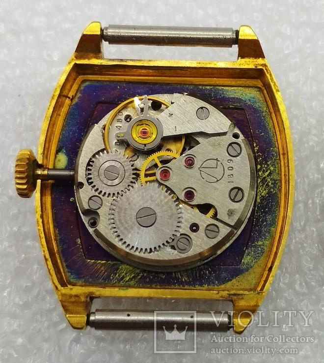 Часы Луч на ходу AU 10, фото №7