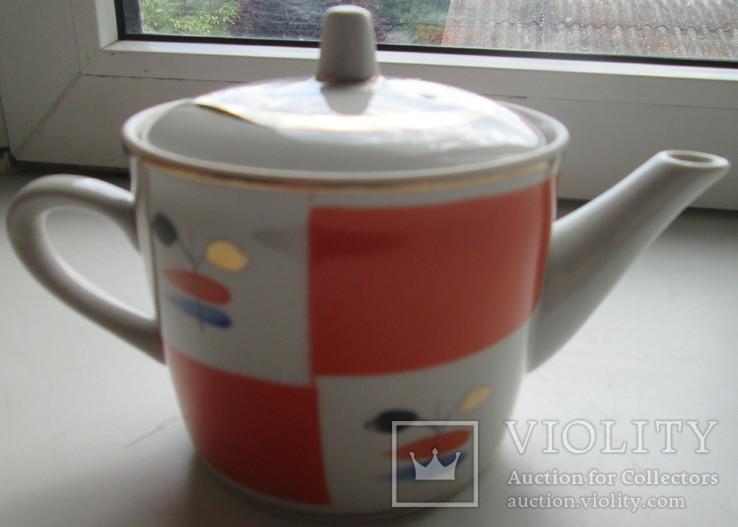Советский чайник.
