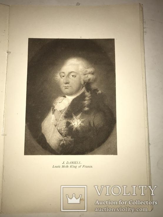 1916 Английские и французские гравюры 18 века всего 300 тираж, фото №6