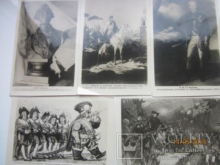 """Фотосерия """"А.В.Суворов"""" 1940 г.   23 шт., фото №8"""