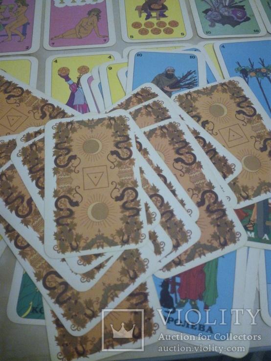 Карты тарот 78шт и расшифровка, фото №5