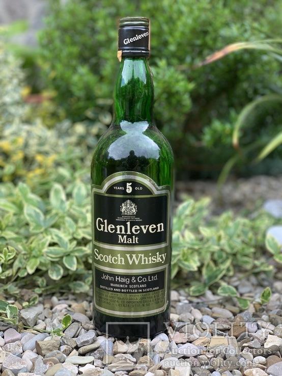 Whisky Glenleven 5 1970s