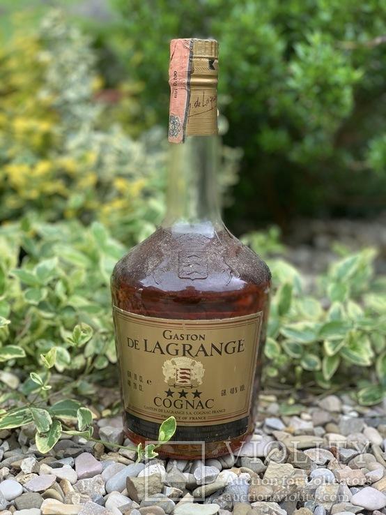 Cognac Gaston de Lagrange 1990s