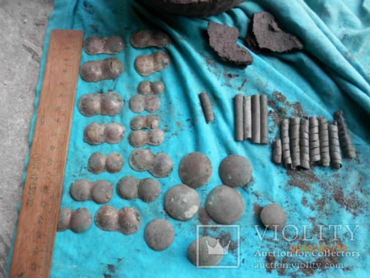 Кимерийские предметы 8-7 до н.е.