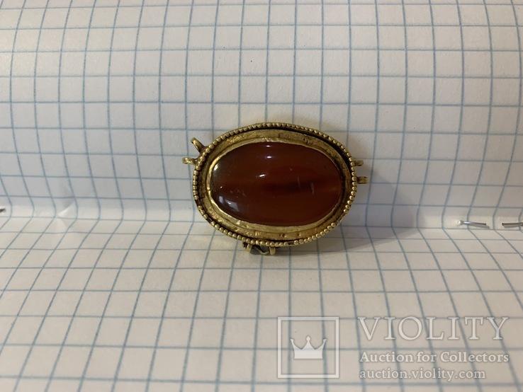 Часть ожерелья, римское золото. Лот выставлено повторно в связи с не выкупом.