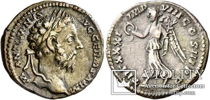 Марк Аврелий 161-180.