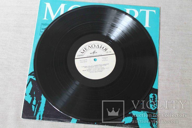 Пластинка. Моцарт, фото №6
