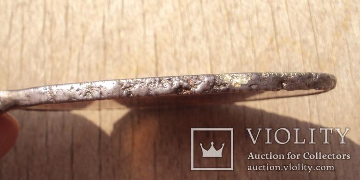 Авторский кулон, серебро, живопись., фото №10
